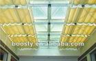 FCS auto skylight rolller shades/awnings