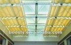 FCS auto skylight rolller shades/awnings