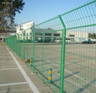 PVC coated framed protection fencing for sale wire fence (HT-HLW-008)