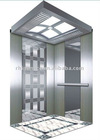 High efficiency SMR passenger lift