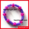 2012Fashion Koosh Flower Balls Body Jewelry