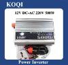 12V DC-AC 220V Power Car Inverter 500w