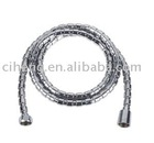Stainless steel bamboo shower hose