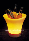 LED Lighted Ice Beer Bucket