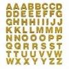 2012 Funny EVA Foam Glitter Letter Stickers