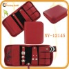 portable jewelry display cases leather travel jewelry case
