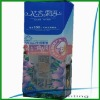 personal care clear pvc packing box for perfume