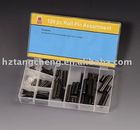 120pcs Roll Pin Assortment kits( hardware set)