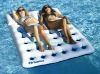 double inflatable lounge