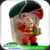 Parachute inflatable Christmas,inflatable Christmas