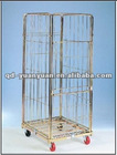 3 sided and foldable roll cage