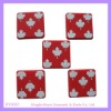 Canada Maple Leaf Soft Rubber Magnet For Fridge