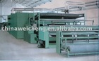 Nonwoven machine Jet-gel Non-glue and Imitated silk cotton line