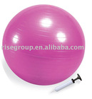 yoga ball with pump