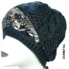 100 Acrylic Fiber knitted Hat