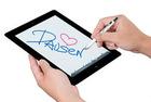 Conductive touch pen touch screen pen