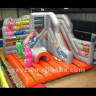 Skate Park inflatable slide BC-368