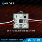 1.2w outdoor 3528 smd led display module (4 piece per one ) 24V
