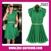2012 1 piece women casual fashion dress