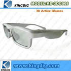 Newest 3D Rechargeable Active Glasses