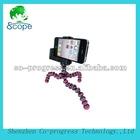 360 degree rotation mobile phone tripod holder
