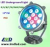 12W Colorflul LED Underwater Light