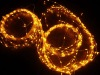 Copper wire led string light for party and wedding decoration