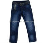 Basic 5 Pockets Jeans for Big Boys
