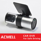 AT80 HD 720P Mini body car camera gps black box