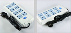 Power Socket audio monitoring