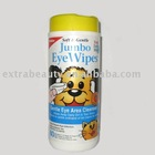 dog eye clean wipes/pet wipes