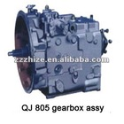 hot sale QJ 805 gearbox for yutong kinglong bus