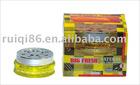Wholesale car air freshener (60G)