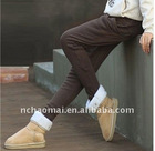high quality women's fashion newest cotton trouser