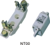 NT square pipe fuse and fuse base/low voltage fuse link