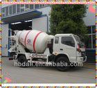 Top design Famous Foton 4*2 capacity cement truck