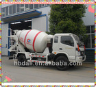 Top design Famous Foton 4*2 capacity cement truck