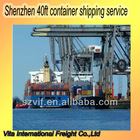 Shenzhen 40ft container shipping logistics---Lucy