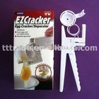 hot sell new design fashion TV egg shell cracker in kitchen