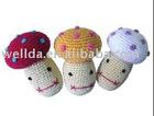 Crocheted Toy-Mushroom Baby