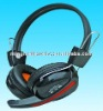 2012 Whole selling wireless earphone headset for computer