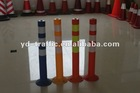 200*80*750mm pe Warning post