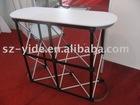Delicate Aluminum Pop Up Counter