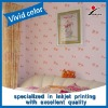 New Commercial Vinyl Wall Covering Paper Wallpaper