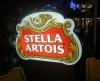 Stella artois Bar pub sign