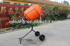 Eletric Mini Concrete Mixer with Removable Liner Drum