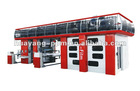 """E flying"" CI Flexo Press /8 color flexo printing machine"