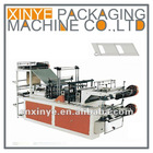 automatic plastic roll bag making machine