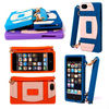 New fashion cute handbag style silicone protector cover case for iPhone5