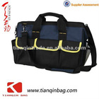1680D polyester electrician tool bag